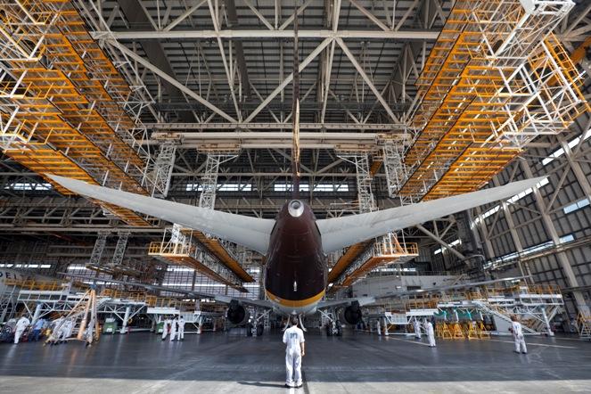 HAECO Airframe Maintenance