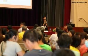 Wyeth Health Seminar