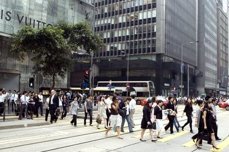 Hong Kong job market trends 2015