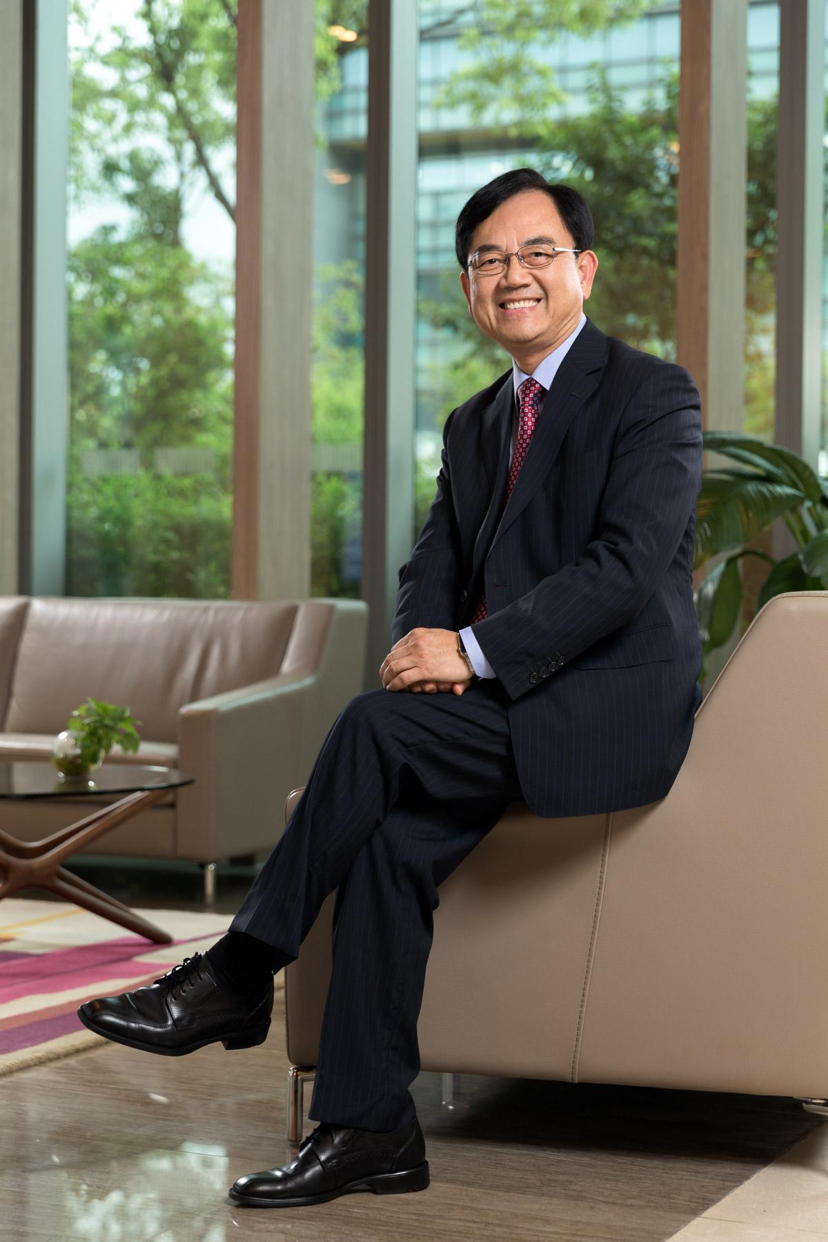 香港科技園公司行政總裁馬錦星