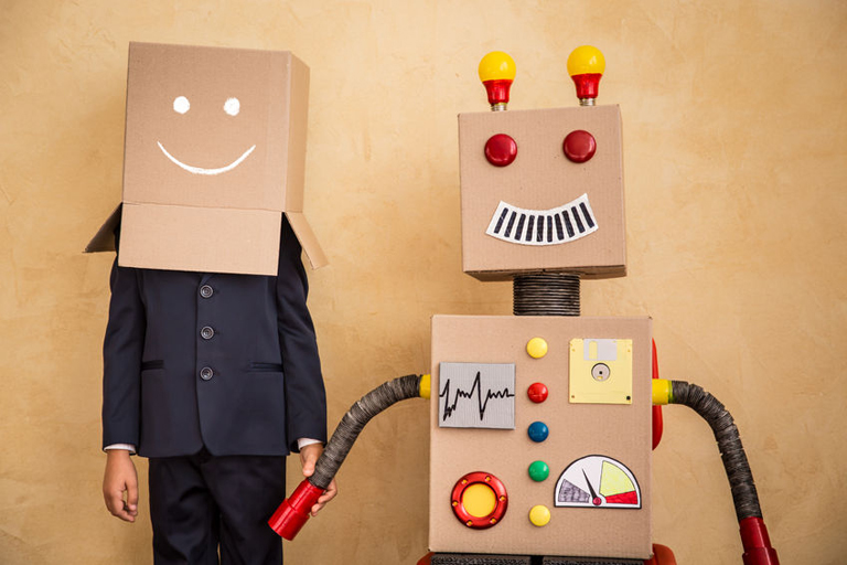 Acclimatising yourself to an automated workplace