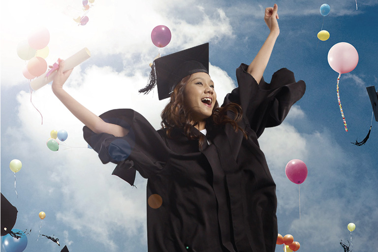 大部分畢業生的職場生涯起步理想