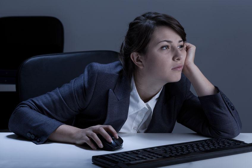 8個不健康的返工習慣