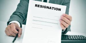 Resignation Letter Sample (English) 英文辭職信範本