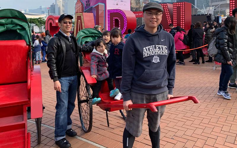 【昔日工種系列.二】從抬轎到拉車,人力車伕歷經香港社會變遷