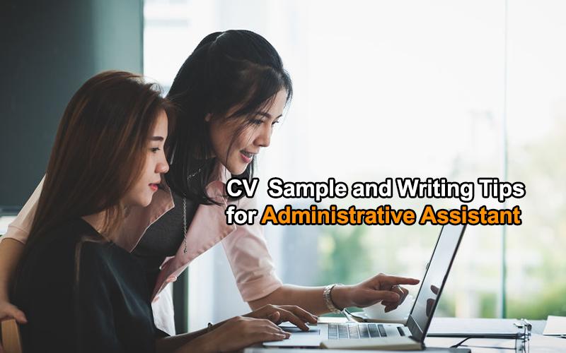 CV- Administrative Assistant-1