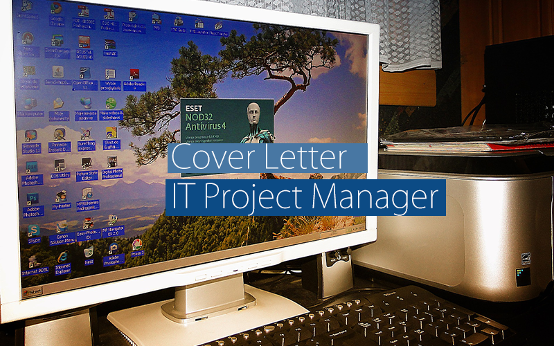 Cover Letter Sample – IT Project Manager | jobsDB Hong Kong