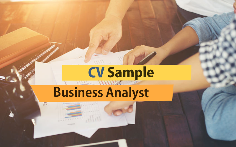 Business anaylst-CV-Resume