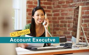 Resume-CV-sample-account-executive