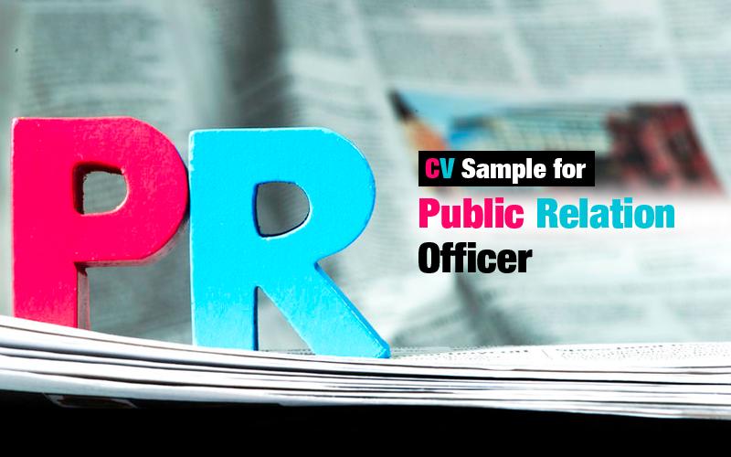 resume-cv-sample-public-ralations-office