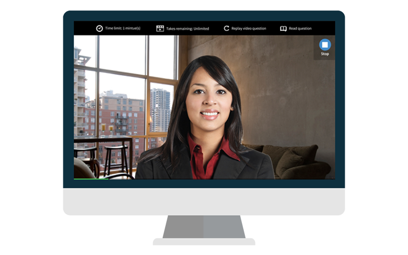 Remotely possible – video job interviews  