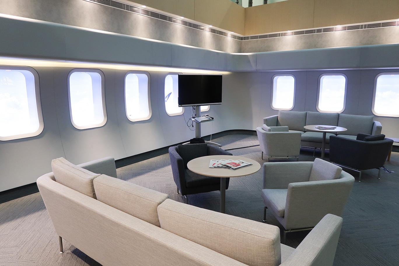 國泰航空—全球一體大家庭,推動員工茁壯成長