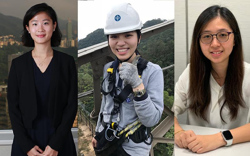 工程師是男性天下-三位年輕女工程師拆解工程界男多女少之謎-F