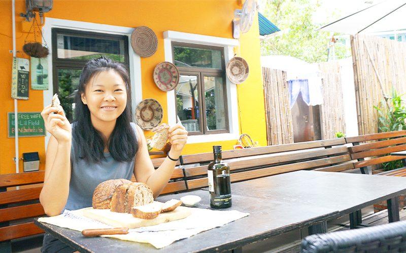 環遊世界兩度出走-大嶼南開餐廳做酸種包 拋開搵錢魔咒尋麵包魂-feature