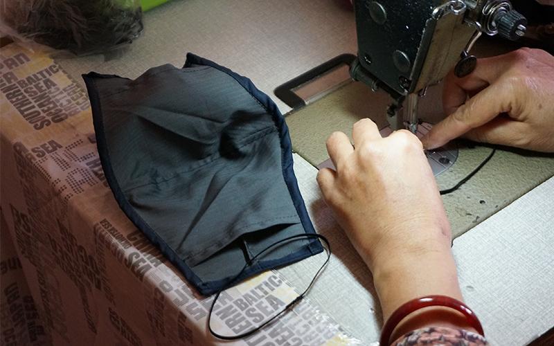 車衣女工重出江湖 成銀髮族slasher-剩布車口罩-疫情下忽然售罄-feature