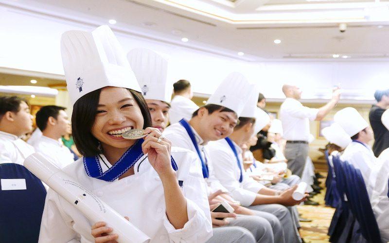 疫境下困難當挑戰!旅遊達人轉型廚房人 零餐廚房經驗走去讀藍帶2