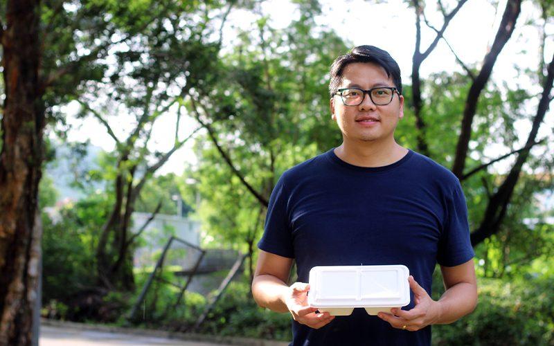 走塑是一種選擇—港爸堅持15年生產可分解環保餐具-feature