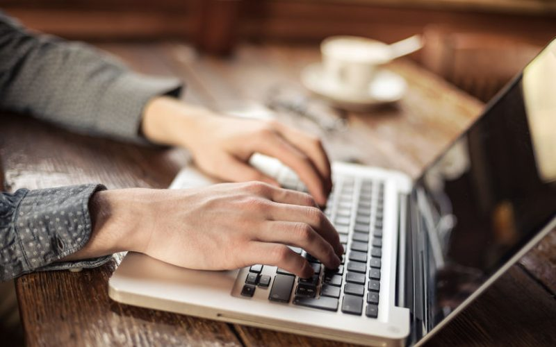 Be careful where you apply to. Here are some online job hunting tips for you