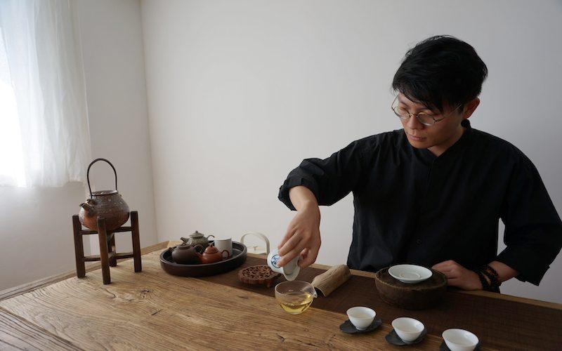 茶藝中尋回節奏!90後評茶員飛台灣學茶:好茶非追逐貴價1