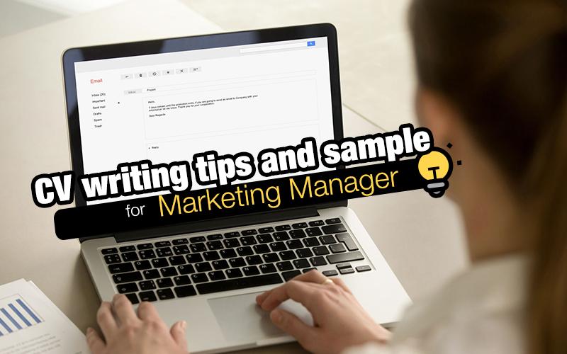 CV-resume-sample-marketing-manager