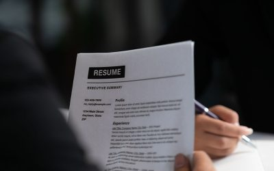 The Golden Verbs Every Resume Must Have