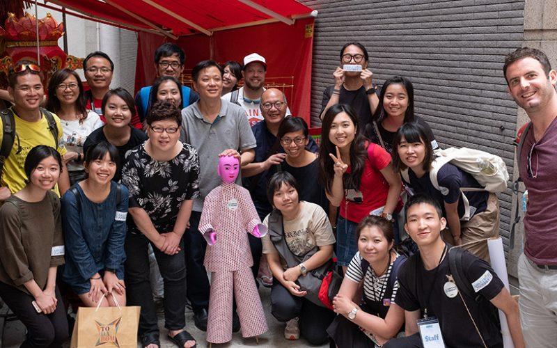 用鼻子探索香港文化 傳統小店蘊藏豐富歷史