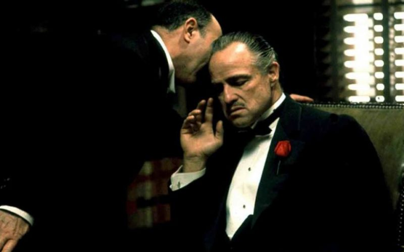 """Screenshot from """"The Godfather"""" (1972)"""