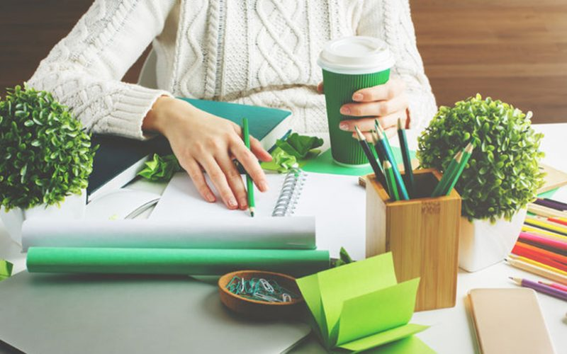 9 steps to build a healthy office environment