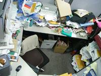 辦公桌與電腦desktop  同事性格睇真啲