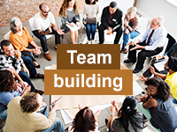 What to do for team building activities?